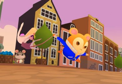 Hamsterdam PS Vita Release Uncertain Due To Ceasing Support From Sony and Unity