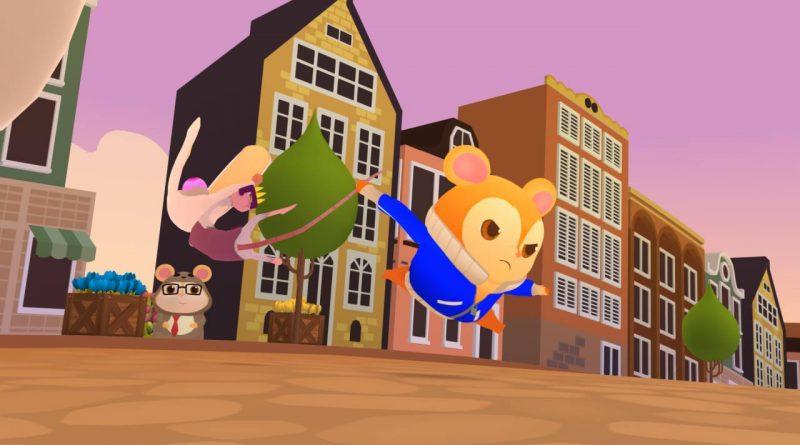 Hamsterdam PS Vita