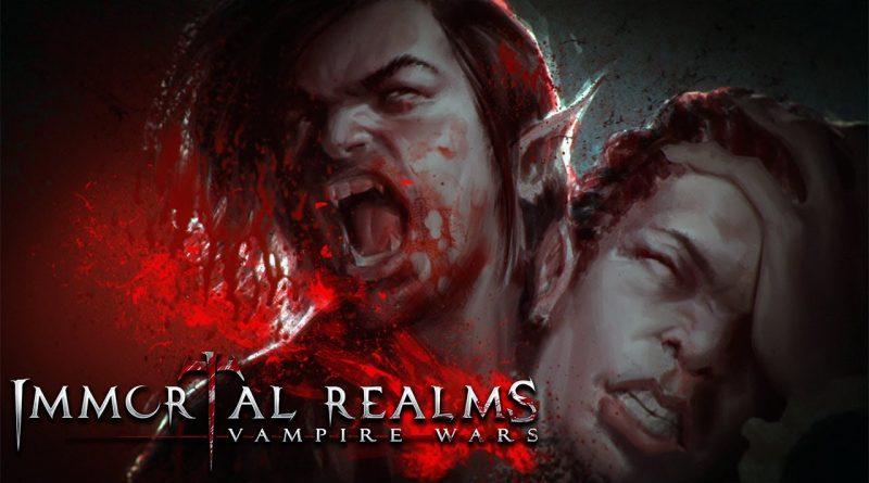 Immortal Realms: Vampire Wars Nintendo Switch