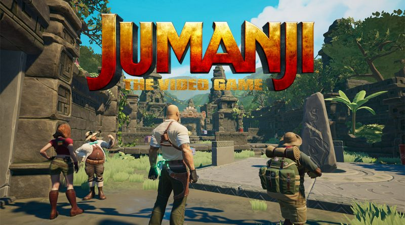 Jumanji: The Video Game Nintendo Switch