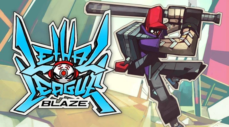 Lethal League Blaze Nintendo Switch