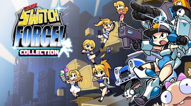 Mighty Switch Force! Collection Nintendo Switch