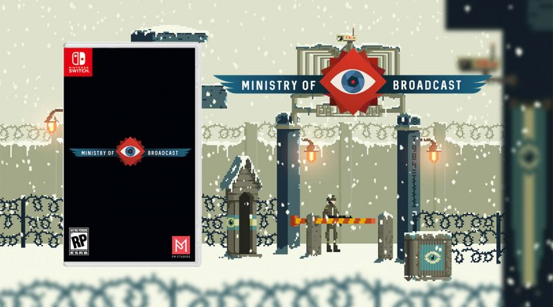 Ministry of Broadcast Nintendo Switch