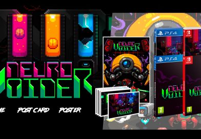 NeuroVoider Physical Edition Announced For Switch & PS4