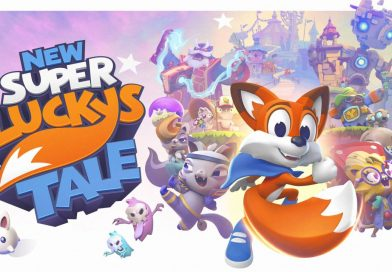 New Super Lucky's Tale Announced For Nintendo Switch