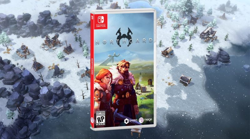 Northgard Nintendo Switch