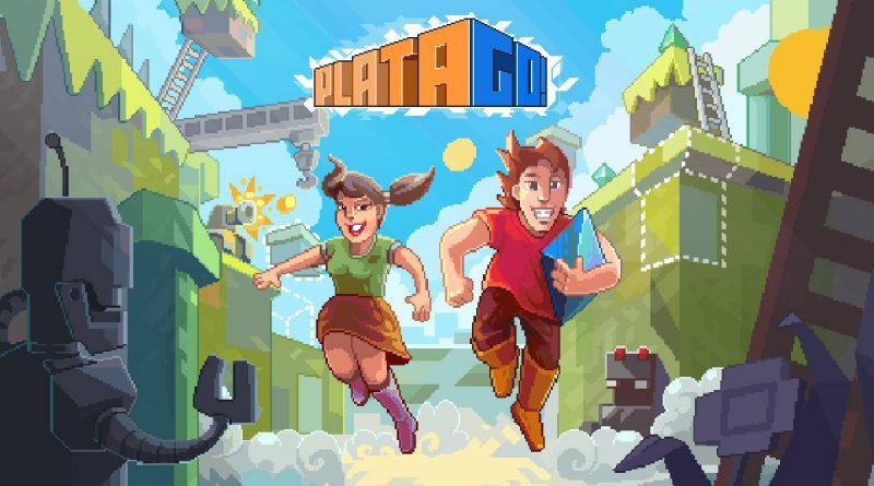 PlataGO! Super Platform Game Maker Available Now For Nintendo Switch