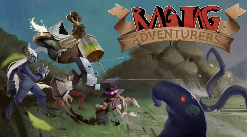Ragtag Adventurers Nintendo Switch