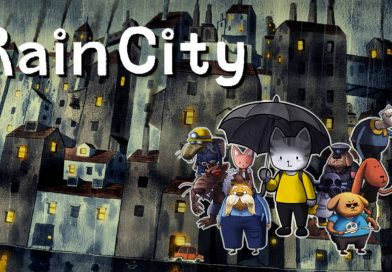 Rain City Coming To Nintendo Switch On July 27