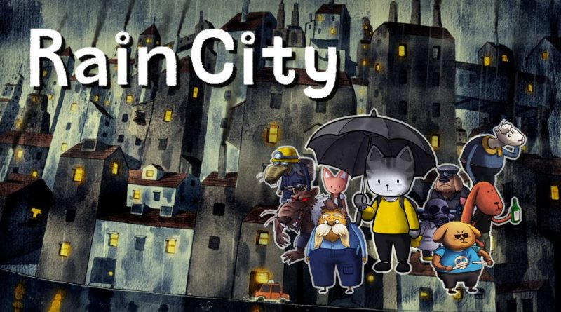 Rain City Nintendo Switch