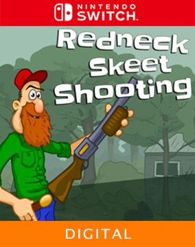 Redneck Skeet Shooting