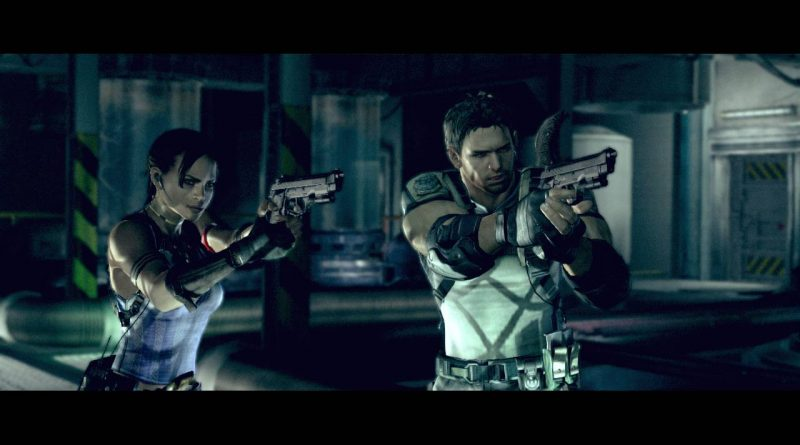Resident Evil 5 Nintendo Switch