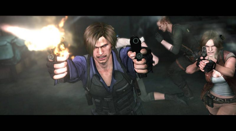 Resident Evil 6 Nintendo Switch
