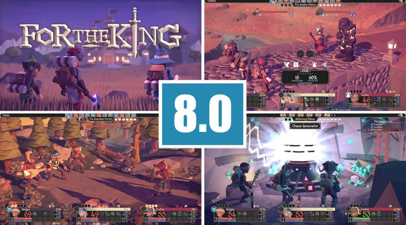 Review For The King Nintendo Switch