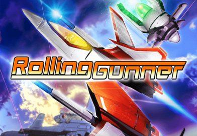 Bullet Hell Shoot'Em Up Rolling Gunner Lands On Nintendo Switch On June 20