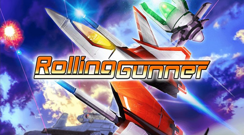Rolling Gunner Nintendo Switch
