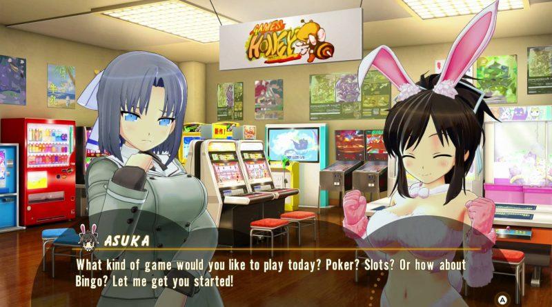 Senran Kagura: Peach Ball Nintendo Switch