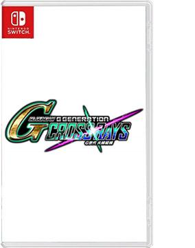 SD Gundam G Generation Cross Rays (Multi-Language)
