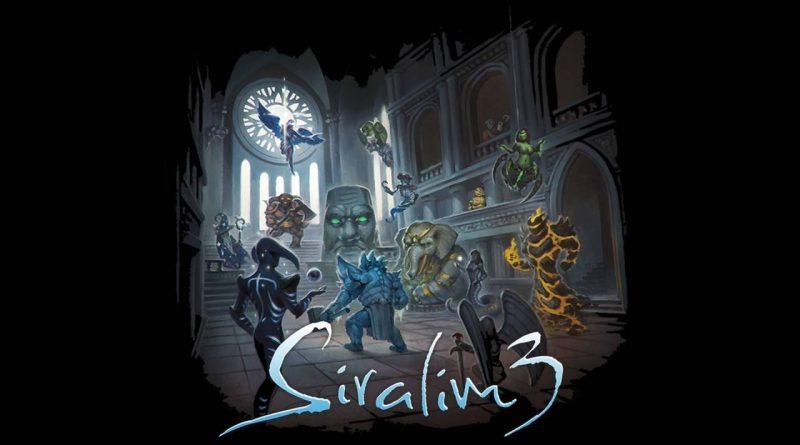 Siralim 3 Nintendo Switch