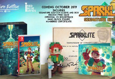 Sparklite Signature Edition Revealed For Nintendo Switch