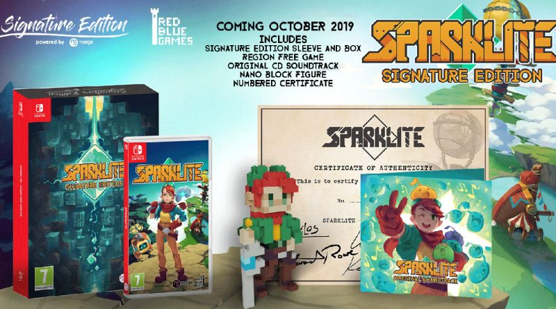 Sparklite Signature Edition Nintendo Switch