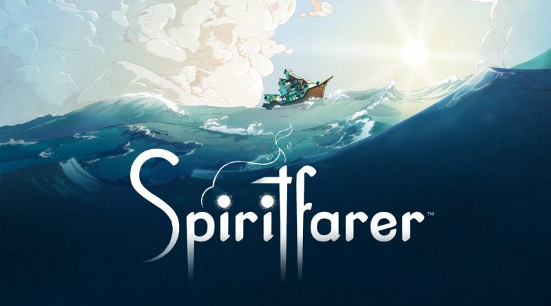 Spiritfarer Nintendo Switch