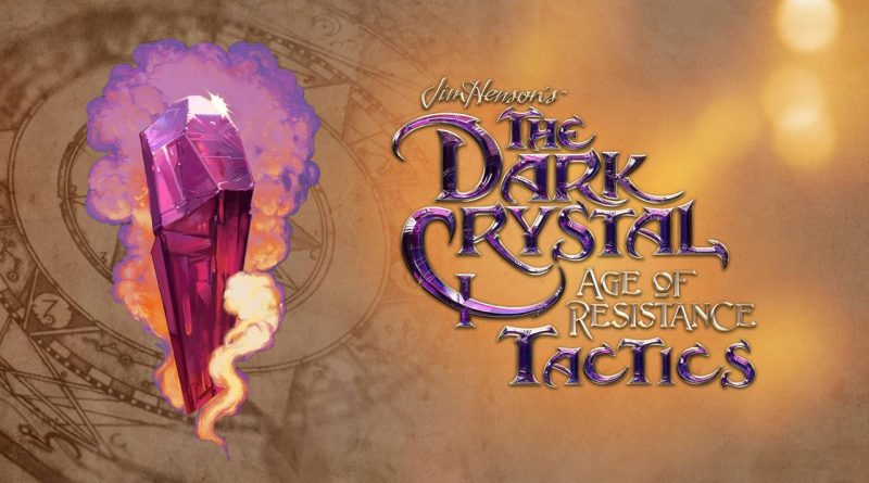 The Dark Crystal: Age of Resistance Tactics Nintendo switch
