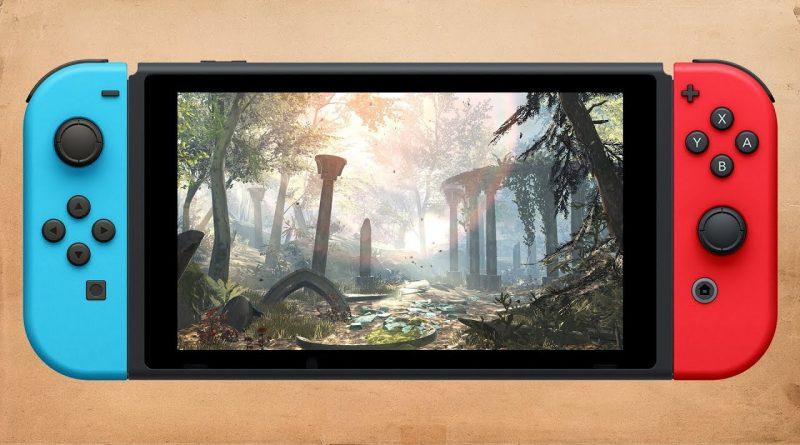 The Elder Scrolls: Blades Nintendo Switch