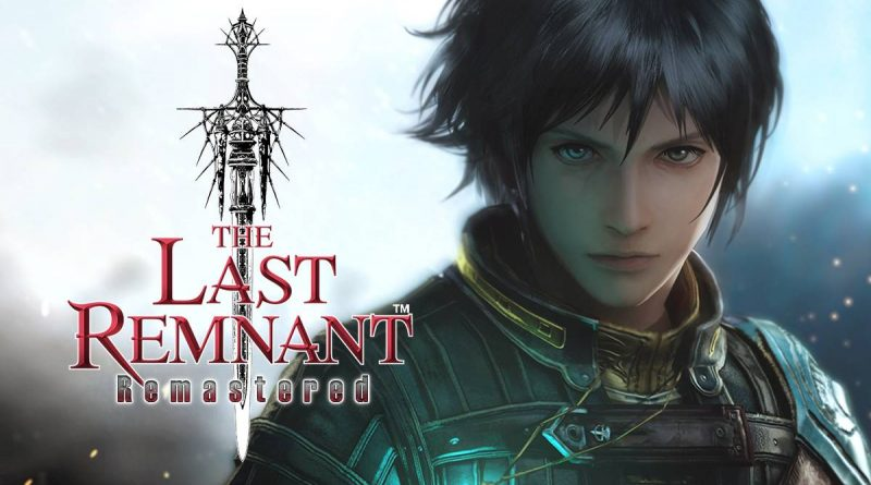 The Last Remnant Remastered Nintendo Switch