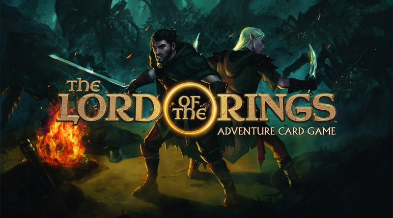 The Lord of the Rings: Adventure Card Game Nintendo Switch