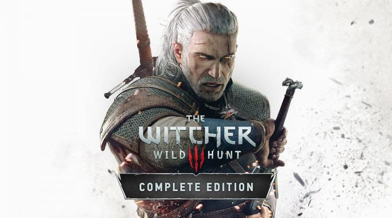 The Witcher 3: Wild Hunt - Complete Edition Nintendo Switch