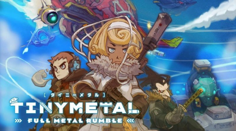 Tiny Metal: Full Metal Rumble Nintendo Switch
