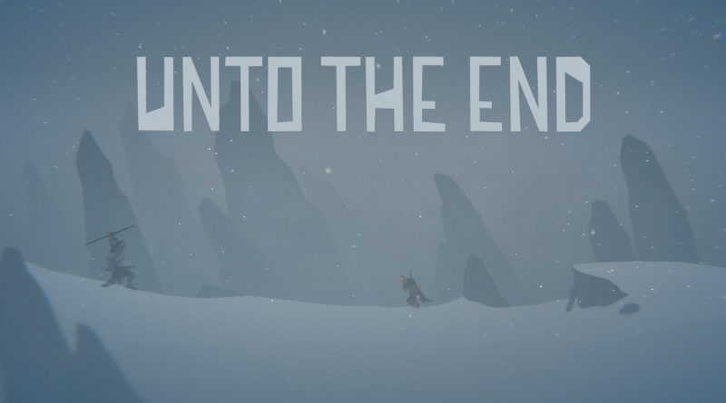 Unto The End Nintendo Switch