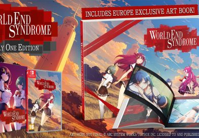 World End Syndrome Now Available For Switch and PS4 In Europe