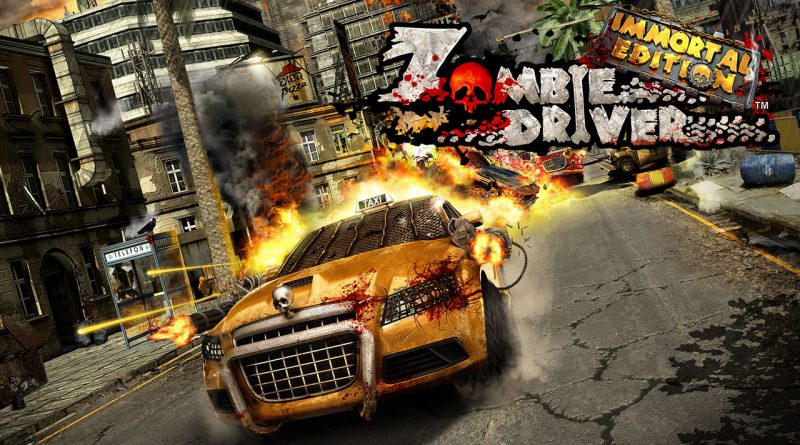 Zombie Driver: Immortal Edition Nintendo Switch