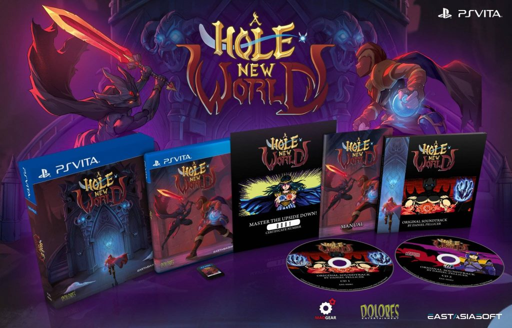 A Hole New World Limited Edition PS Vita