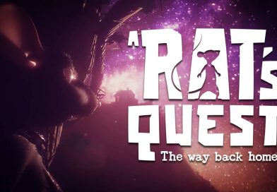 A Rat's Quest: The Way Back Home Coming To Nintendo Switch In 2021