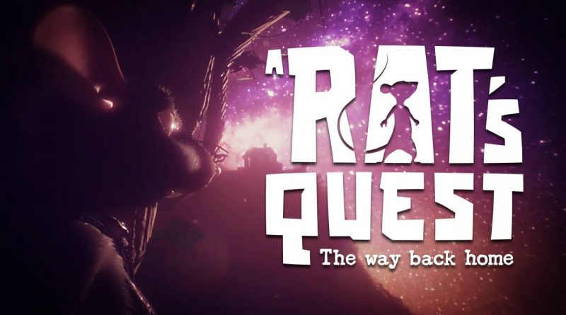 A Rat's Quest: The Way Back Home Nintendo Switch