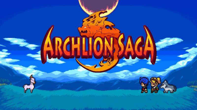 Archlion Saga Nintendo Switch