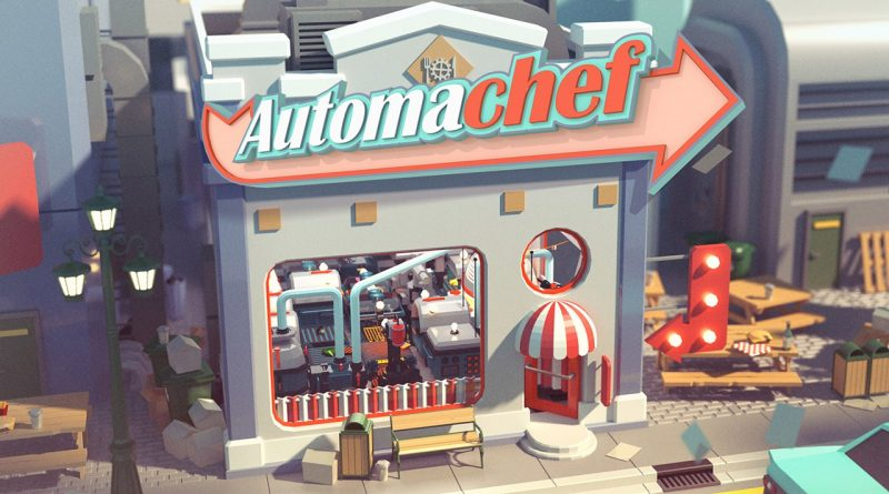 Automachef Nintendo Switch