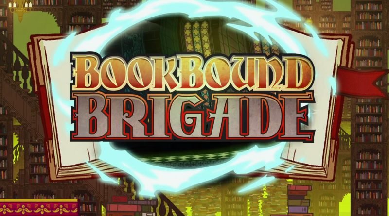 Bookbound Brigade Nintendo Switch