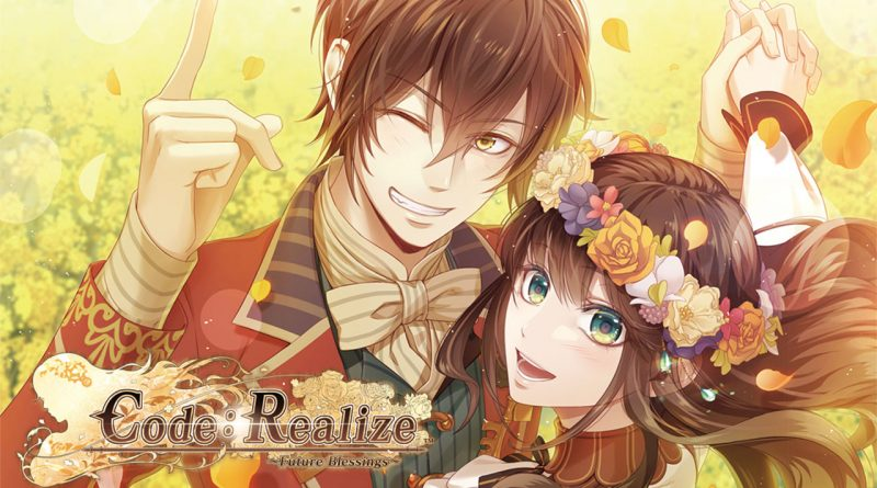 Code: Realize ~Future Blessings~ Nintendo Switch