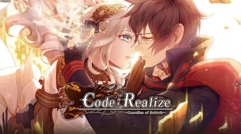 Code: Realize ~Guardian of Rebirth~ Nintendo Switch