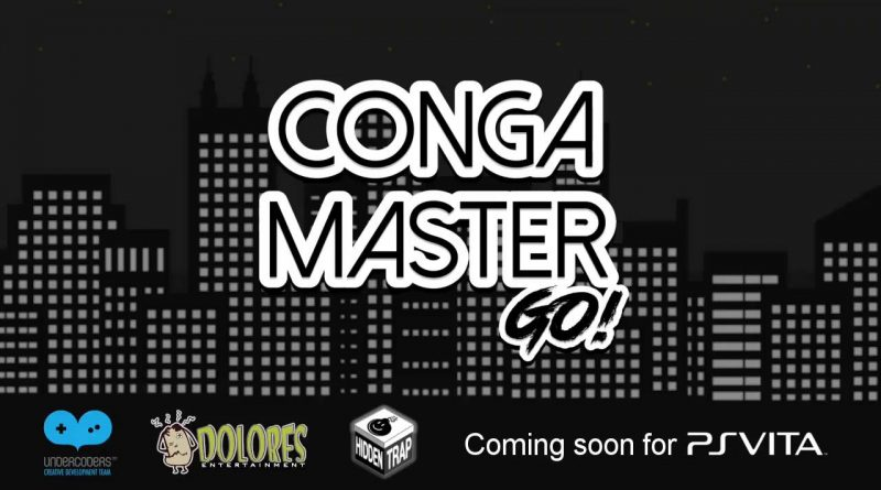 Conga Master Go! PS Vita