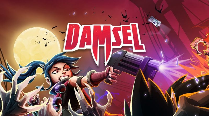 Damsel Nintendo Switch