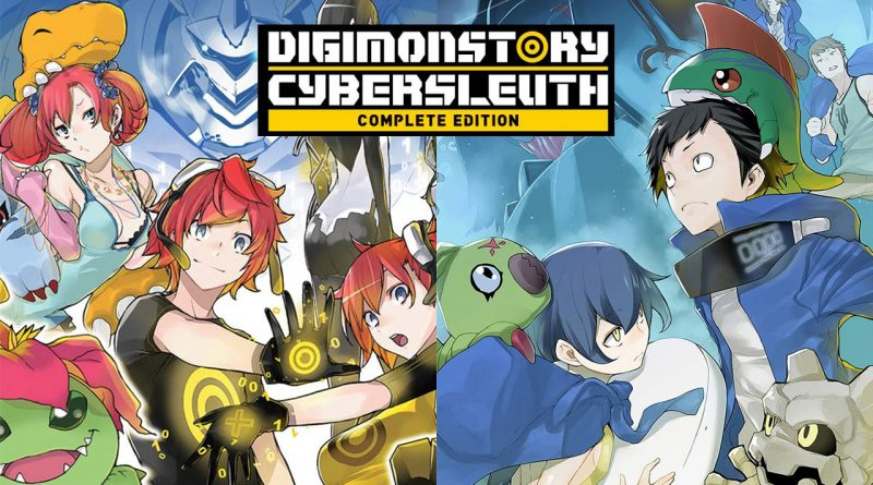 Digimon Story Cyber Sleuth: Complete Edition Nintendo Switch