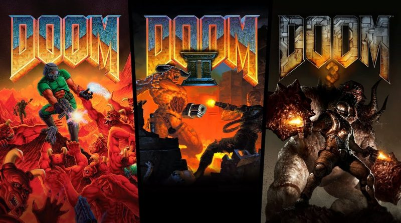 Doom II 3 Nintendo Switch