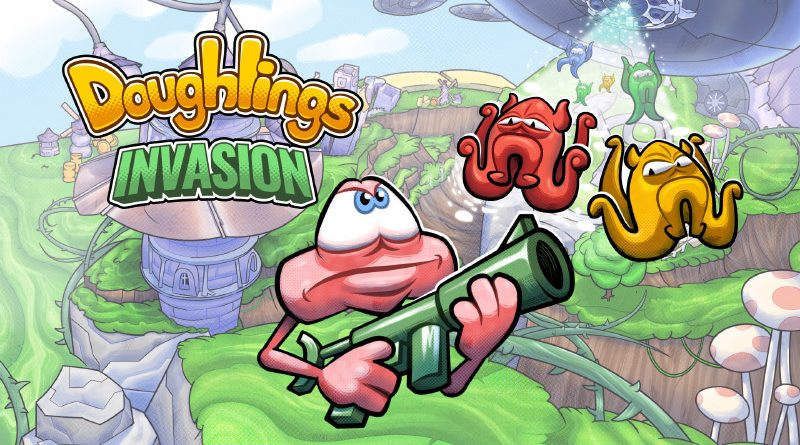 Doughlings: Invasion Nintendo Switch