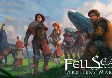 Fell Seal: Arbiter's Mark Releases On Nintendo Switch On August 14
