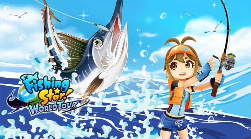 Fishing Star World Tour Nintendo Switch